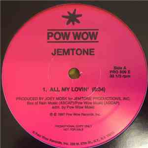 Jemtone - All My Lovin' download